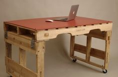 19 DIY pallet desks to customize your home office