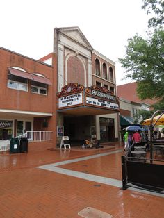 The Paramount Theater - photo by Carol Greene