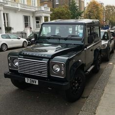 Shiny Defender in London this morning #LandRoversofLondon #LandRover #LandRoverDefender #Defender #defender90 #rangerover #discovery #landy #offroad #bespoke #chelseatractor #4x4 #London #England by landroversoflondon Shiny Defender in London this morning #LandRoversofLondon #LandRover #LandRoverDefender #Defender #defender90 #rangerover #discovery #landy #offroad #bespoke #chelseatractor #4x4 #London #England