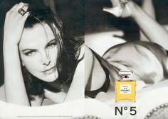 Carole Bouquet - Chanel N°5