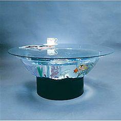 Fish Bowl Coffee Table