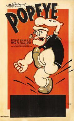 Saudades do tempo onde o politicamente correto não era tão levado a sério. Popeye fumava, batia nos outros, era invocado..mas comia espinafre hein...