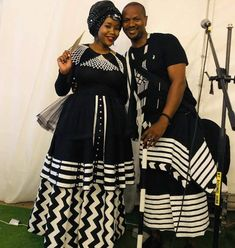 African Print Skirt, African Print Fashion, African Prints, African Wedding Attire, African Attire, Traditional Wedding Attire, Traditional Weddings, Traditional Styles, South African Traditional Dresses