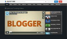 Top 5 Best Video Blogger Templates
