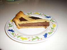 Crostata al cioccolato supercremosa!!