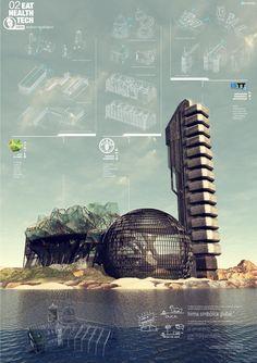 Roosevelt Center / Pablo Humanes Architecture
