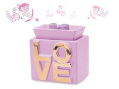 In  L O V E  with the Warmer of the Month from Scentsy