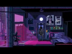 VirtuaVerse released on Steam and GOG. Support this cyberpunk pixel art adventure from Finnish indie game developer Theta Division Games.
