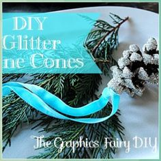 DIY - Make Glitter Pine Cones - Pine Cone Crafts for Kids #DIY #Make #Glitter #Pine #Cones #Pine #Cone #Crafts #for #Kids Vintage Ornaments, Diy Christmas Ornaments, Holiday Crafts, Christmas Decorations, Pinecone Ornaments, Christmas Glitter, Christmas And New Year, Winter Christmas, All Things Christmas
