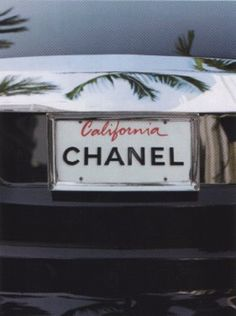 wherever, just Chanel!