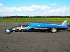 Risultati immagini per vintage land speed record cars