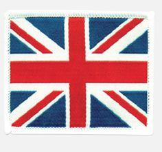 Union Jack woven cloth badge with iron on backing. *colours may vary slightly in shade due to differing monitor colours and manufacturing processes Size Union Jack, Badges, Monitor, Flag, Iron, Colours, Irons, Science, Badge