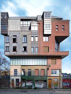 Xavier Delory – Formes urbaines / Urban Forms | Anti-Utopias