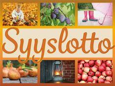 Tulostettava Syyslotto ryhmätoimintaan   RyhmäRenki Primary English, Autumn Art, Nature Crafts, Bingo, Preschool, Teaching, Education, Games, Opi