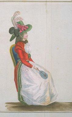 Magasin des Modes, April 1789