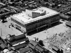 丹下健三 Kenzo Tange 倉敷市立美術館 - 1960