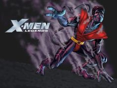 Nightcrawler X-Men | Nightcrawler X Men Legend