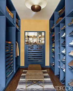 20 Designer Closets We Secretly Want To Spend All Day In