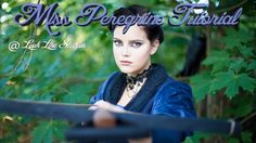 Miss Peregrine Tutorial – Makeup, Hair and Costume