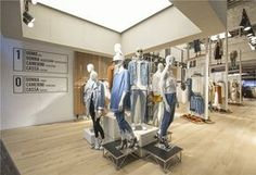BERSHKA PRESENTS ITS NEW STORE IMAGE  STAGE  IN VITTORIO EMANUELE, MILAN