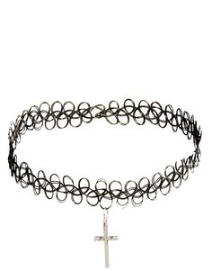 Choker Chain One.... Check Asos- £3.50