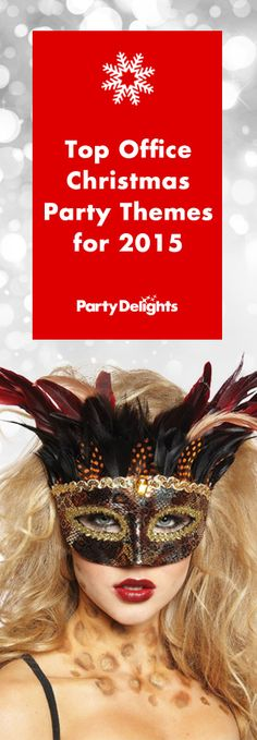 Looking for an office Christmas party theme that's a guaranteed crowd pleaser? Take a look at our top office party themes for 2015 for Christmas party ideas the whole office will love!