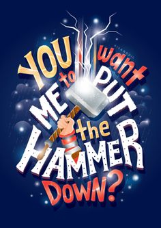 You want me to put the hammer down? - Risa Rodil