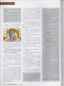 Pequeninos de Jesus: Fruto do Espírito: Longanimidade.