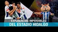 5 Experiencias imperdibles del Estadio Hidalgo