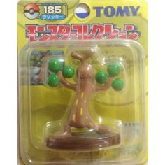"Pokemon 2000 Sudowoodo Tomy 2"" Monster Collection Plastic Figure #185"