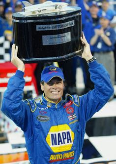 Ok, not a team nor from NY, but have to include NASCAR and my all time fav, Michael Waltrip