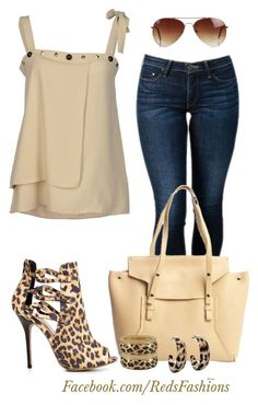 """""""Leopard Casual"""" by redsfashions ❤ liked on Polyvore featuring Pennyblack, THVM, Jay Adoni, Alexa Starr, 2b bebe, Rut&Circle, women's clothing, women, female and woman"""