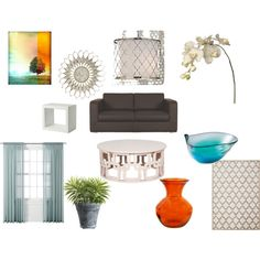 """""""Sitting room Le Roux"""" by charlotteleroux on Polyvore"""