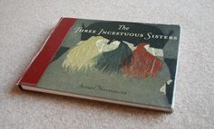 'The Three Incestuous Sisters' by Audrey Niffenegger  It's time for three more graphic novels, and this time all of the books have been written by women.  http://www.50ayear.com/2016/09/30/3-graphic-novels-women/