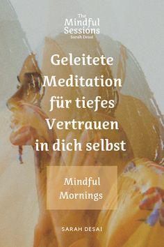 The Mindful Sessions by Sarah Desai Atem Meditation, Meditation Altar, Chakra Meditation, Trust Your Instincts, Magic Women, Health Facts, Ayurveda, Namaste, Reiki
