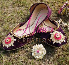 Chappal/jutti - Ninos Creations