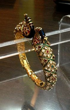 Lovely American diamond bangle... Log on to https://www.facebook.com/sakinish.inc or visit our website www.sakinish.com
