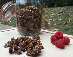 Low Carb Granola – Sweet & Crunchy