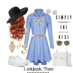 The red-head with pale skin, freckles and that silly grin. The freespirited girl with a dash of feist. | Lookbook Store Outfit Ideas