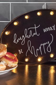 "Say it in lights with this speech bubble chalkboard light! Comes complete with the chalk required to write the message of your choice. Want to make a change? Simply wipe away the old message and get writing your new one! Use it to leave instructions - ""do the washing up"", let someone know how you feel - ""you bring me sunshine!"", or write a motivational quote to inspire you. #lightup #lightupsign #homelighting #homedecor #homestyle #interiordecor"