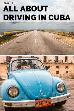All about driving in Cuba