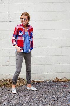 The Crafty Grad: 10 Wardrobe Staples for Any Grad Student
