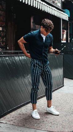mens outfits в 2019 г. fashion, mens fashion:cat и outfits. Summer Outfits Men, Stylish Mens Outfits, Male Summer Fashion, Male Street Fashion, Stylish Clothes, Work Clothes, Mode Streetwear, Streetwear Fashion, Fashion Joggers