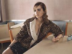 Emma Watson - Josh Olins - September 2015 issue
