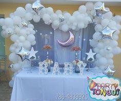 Baby shower decorations ideas babyshower twinkle twinkle 55 new Ideas Baby Shower Decorations For Boys, Boy Baby Shower Themes, Baby Shower Fun, Baby Shower Balloons, Baby Shower Gender Reveal, Baby Shower Centerpieces, Baby Shower Cakes, Baby Shower Parties, Baby Boy Shower