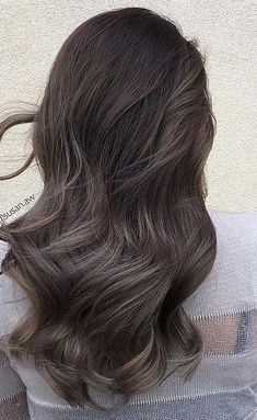 Ash Brown Hair Color For Cool Tones #WomenHairColor