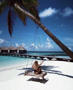 Postcards From The Maldives Great Places, Beautiful Places, Enjoy Summer, Summer Vibes, Bahamas, Summer Photos, Bikini, Wanderlust Travel, Strand