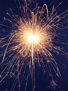 The Best Bet - Wire Sparklers for New Years -- New York Magazine