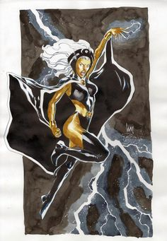 Storm by Heubert Khan Michael