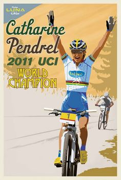 Steve Thomas Luna Catherine Pendrel Poster